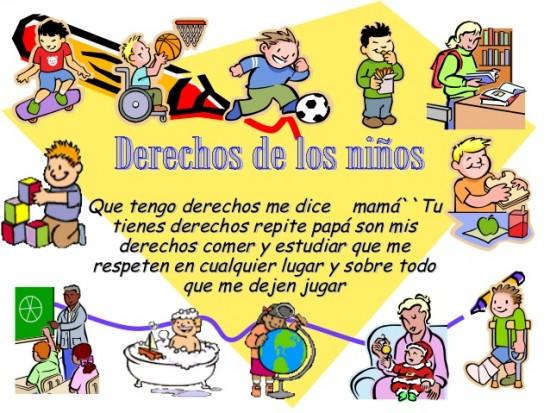 Imágenes Reflexiones Y Mensajes Sobre Los Derechos Del Niño