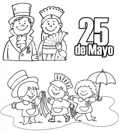 25-de-mayo-argentina-jugarycolorear