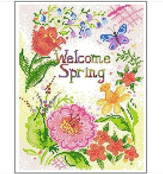 First-Class-Cross-Stitch-Kits-Beautiful-Welcome-Spring-Red-Rose-Flower-Factory-Direct-Sell.jpg_350x350