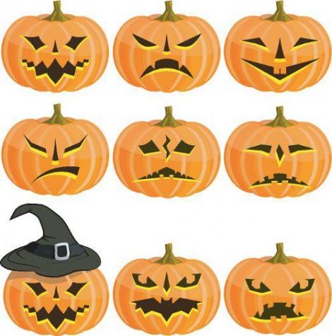 Dibujos-de-calabazas-de-halloween-8