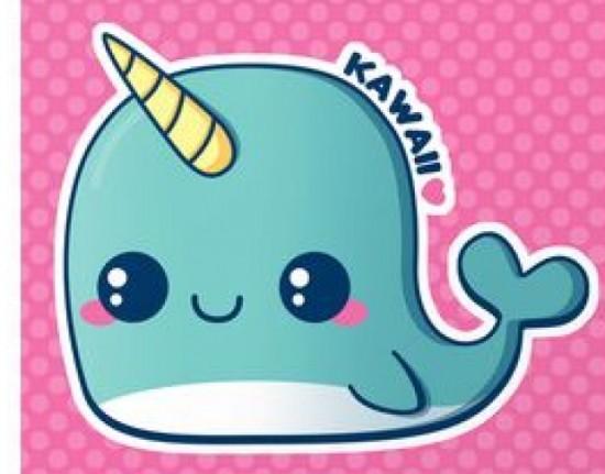 36 Dibujos Kawaii con frases tiernas de amor para ...