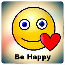 caritafelizfrase sea feliz