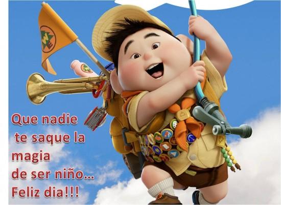 56 Imagenes Con Frases Del Dia Del Nino Para Felicitar