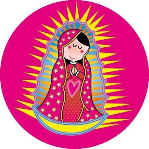 Nuestra Señora De Guadalupe Patrona De México Y De Las