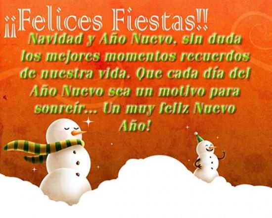 Frases Para Felicitar Las Fiestas De Navidad Y Ano Nuevo.Imagenes Y Tarjetas Con Frases De Felices Fiestas Feliz