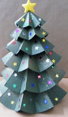Manualidades navide as ideas originales creativas - Arboles de navidad manualidades navidenas ...