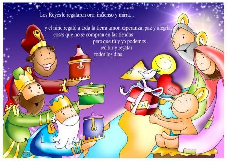 Gifs Animados E Imágenes Con Frases Bonitas Del Día De Reyes