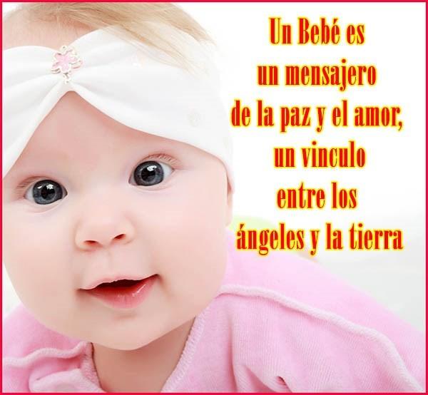 Imagenes De Bonitos Y Tiernos Bebes Con Dulces Frases