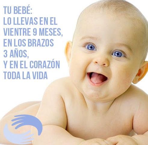 Imágenes De Bonitos Y Tiernos Bebés Con Dulces Frases