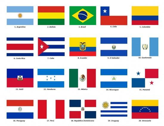 bandera azul blanca y sol