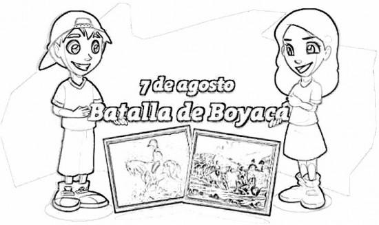 Imágenes de la Batalla de Boyacá (7 de agosto de 1819 ...