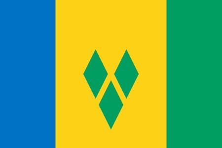 paises con color rojo y verde en sus banderas