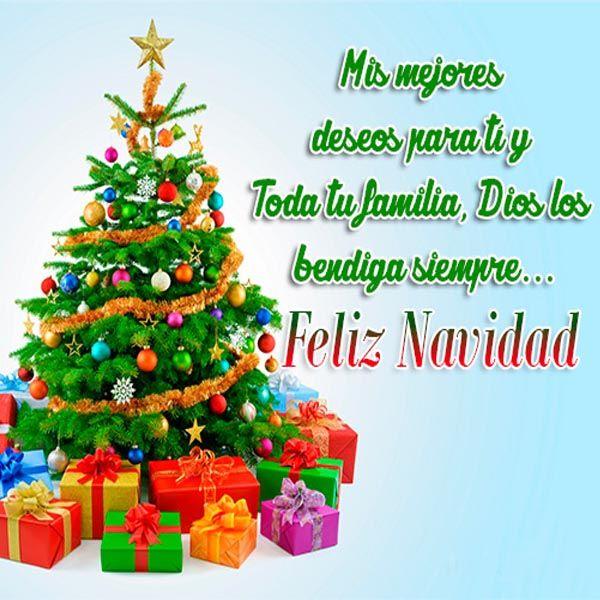 Frases Para Felicitar La Navidad A La Familia.Imagenes De Navidad Con Frases Y Mensajes Para