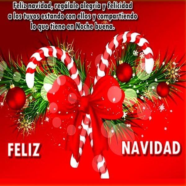 Imágenes De Navidad Con Frases Y Mensajes Para