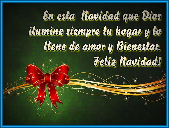 Imagenes De Navidad Con Frases Y Mensajes Para Felicitaciones
