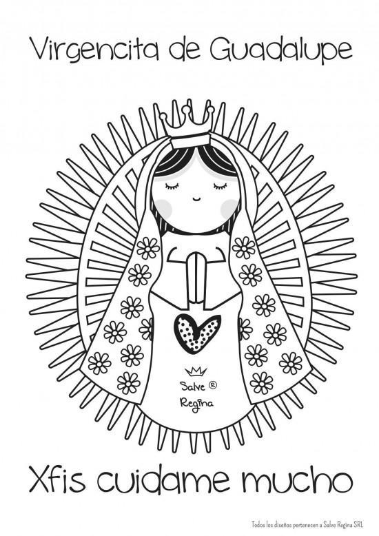 Imágenes De La Virgen De Guadalupe Fotos De La Santísima