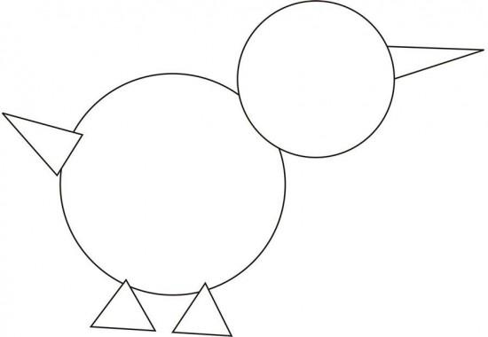 Imágenes De Figuras Geométricas Dibujos Para Armar