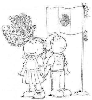 Banderas De México Su Historia Y Significado Saberimagenescom