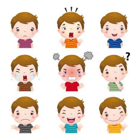 Imágenes de Todas las Emociones y sus Tipos
