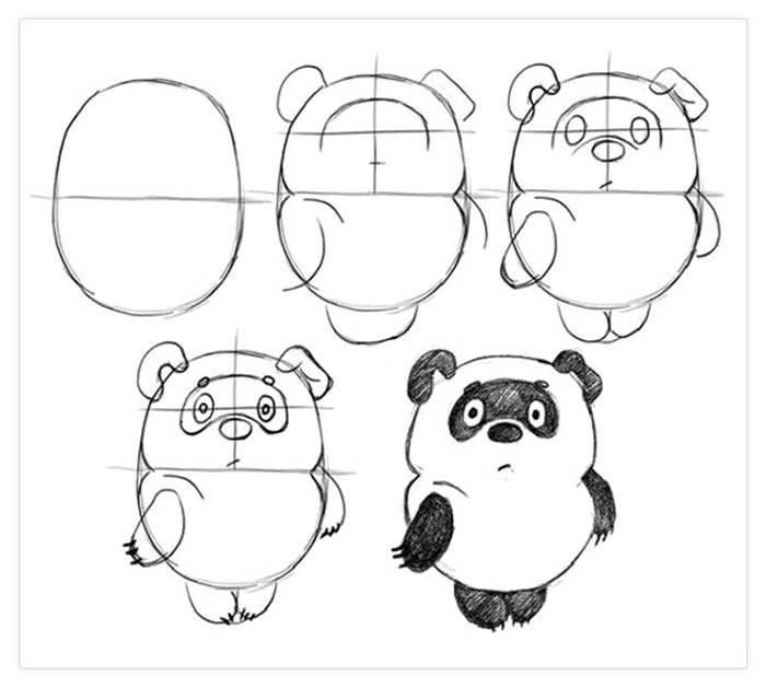 Dibujos A Lápiz Fáciles Para Niños Saberimagenes Com