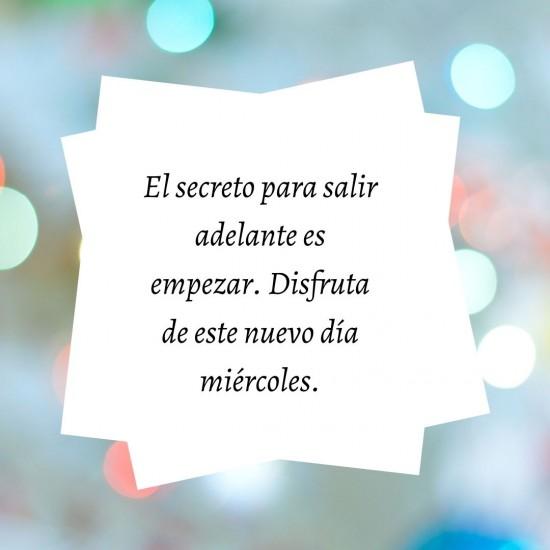 Frases para desear Feliz Miércoles y dedicar con bonitos | Saberimagenes.com